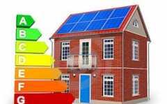 Risparmio energetico in azienda e in casa