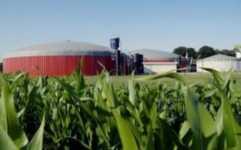 Energia biogas