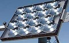 Fotovoltaico a concentrazione nuova fonte energetica
