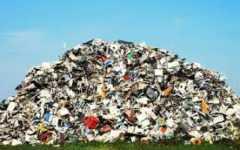 Modalità per smaltire rifiuti