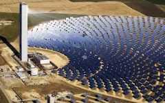"""Produrre energia con il """"solare a concentrazione"""""""