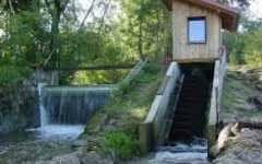 Mini idroelettrico