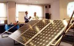 Corsi fotovoltaico